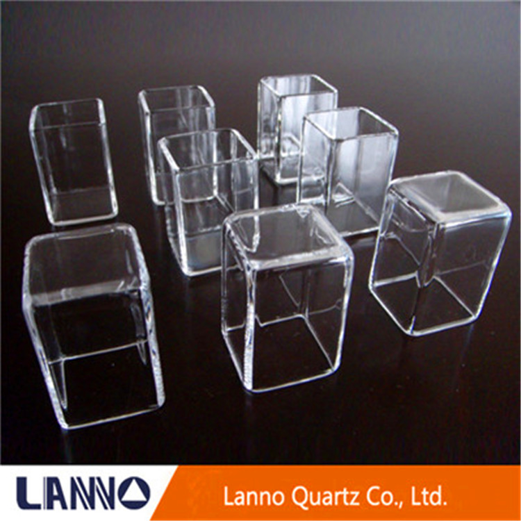 方形石英玻璃管