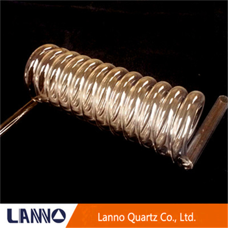 石英玻璃螺旋管